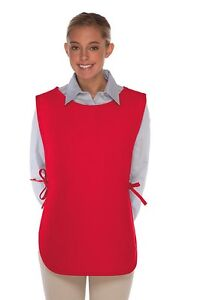 Daystar-Aprons-1-Style-400NP-no-pocket-cobbler-smock-aprons-Made-in-USA
