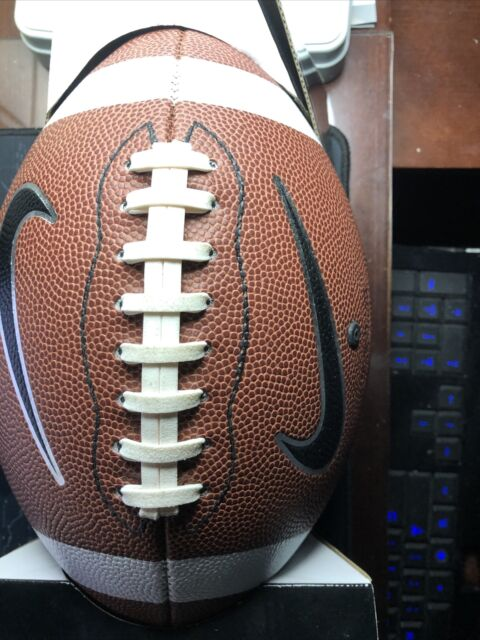 el último conjunción Ciencias  Nike All-Field Football NFHS official size and weight game ball NEW for  sale online