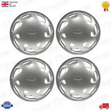 "4 X 15"" SOLID ABS WHEEL TRIM SET FITS FORD TRANSIT MK5, FOCUS, FIESTA VT1130BA"