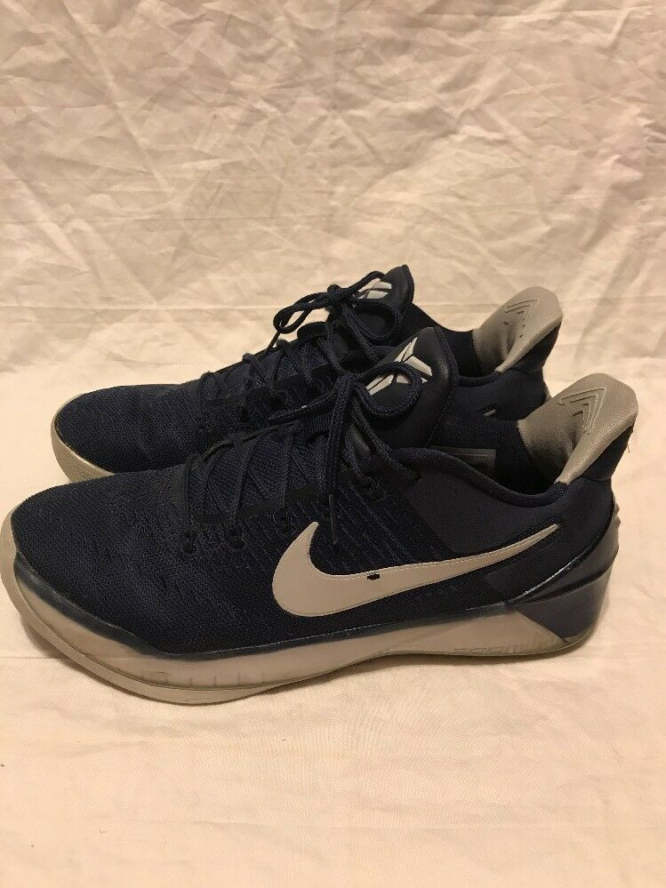 Nike Kobe A.D. Basketball shoes Midnight Navy   Pure Platinum - Size 9.5
