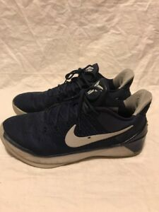 Nike Kobe A.D. Basketball Shoe Midnight Navy   Pure Platinum - Size ... 7639dcd73