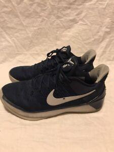 Nike Kobe A.D. Basketball Shoe Midnight Navy   Pure Platinum - Size ... d20580010378