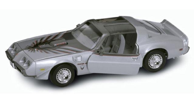 tienda de bajo costo Pontiac Firebird Trans Trans Trans Am 1979 plata 1 18 Model LUCKY DIE CAST  moda