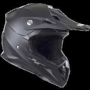 Casco-Motorrad-Integral-Demi-Jet-Jovenes-Nino-CGM-209A-rocky-Negro-Mate