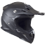 Casco-Motorrad-Integral-Demi-Jet-Jovenes-Nino-CGM-209A-rocky-Negro-Mate miniatura 1