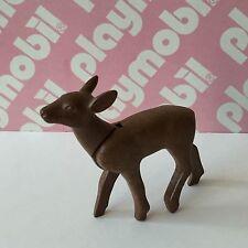 Playmobil Whitetail Deer Doe Medieval Forest Dollhouse Park 4095 3692 3006