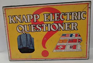 1920-039-s-30-039-S-Knapp-Electric-Questioner-Vintage