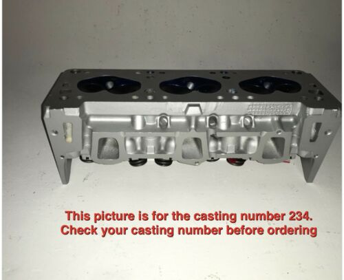 BUICK RENDEZVOUS 3.4 V-6 CYLINDER HEAD 2000 UP