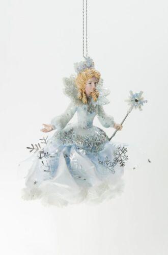 Kurt S Adler Snow Queen Eiskönigin Baumfigur Schneekönigin Christbaumschmuck