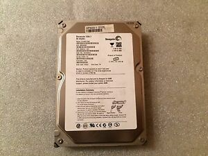 Hard disk Seagate Barracuda 7200.7 ST380013AS 80GB 7200RPM SATA 1.5Gbps 8MB 3.5 - Italia - Hard disk Seagate Barracuda 7200.7 ST380013AS 80GB 7200RPM SATA 1.5Gbps 8MB 3.5 - Italia