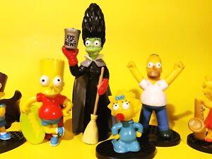 Bart Homer Marge Maggie Etc. kidrobot Simpsons Keychain Series Simpsons Family