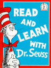 Read and Learn with Dr.Seuss by Dr. Seuss (Hardback, 1996)
