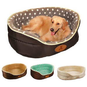 Soft-Pet-Bed-Mattress-Dog-Cat-Pad-Nesting-Mat-Cushion-Warmer-Extra-Large-S-M-L
