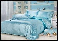 SOFT WINE  SOLID SATIN SILK POLYESTER  1PC COMFORTER 150 GSM//180 GSM//220 GSM