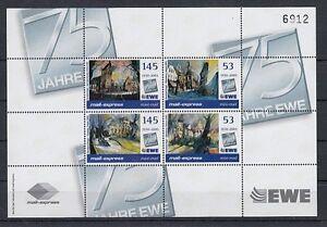 Mail-Express-Oldenburg-Bernhard-Birds-Paintings-Block