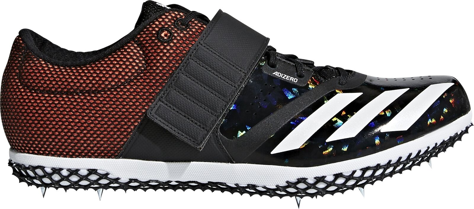 Adidas Adizero High Jump Field Event Spikes - negro