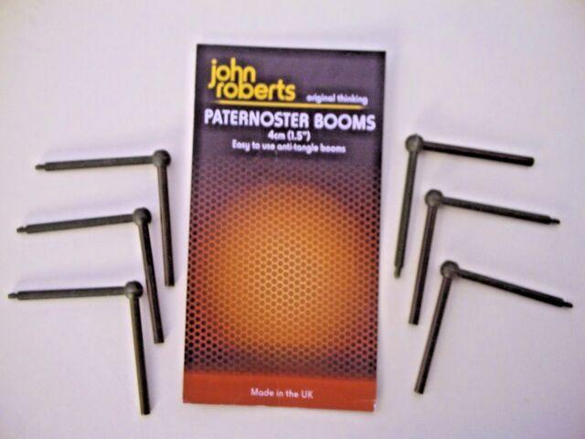 John Roberts Paternoster Booms
