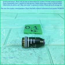 Nikon 100 125 160017 Wd014objective Anti Mouldalphaphot 2 As Photo Dm2