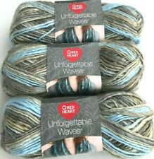 Prairie 3 Skein Pack Red Heart Unforgettable Waves Yarn