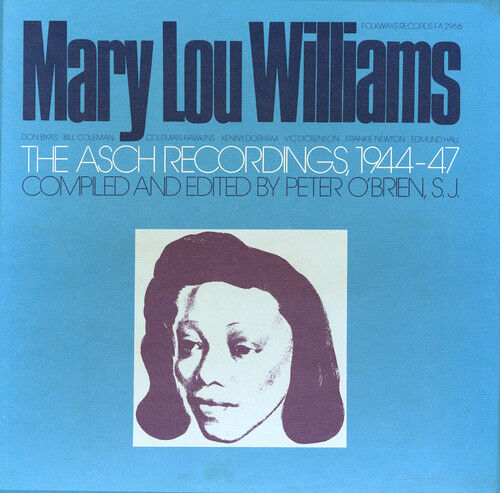 Mary Lou Williams - Mary Lou Williams: The Asch Recordings 1944-47 [New CD]