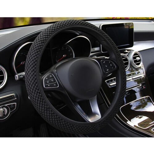 Car steering wheel cover breathability skidproof auto covers decor car styli OQF