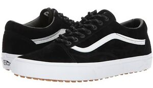 Vans Old Skool™ (Classic Tumble) BlackTrue White HOT SALE