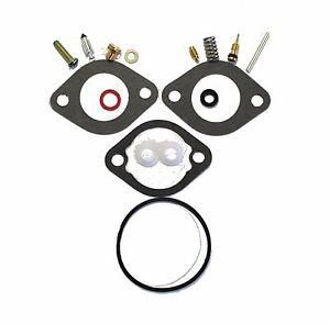 EZGO-Golf-Cart-Engine-FJ400D-Carburetor-Rebuild-Kit-Repairs-OEM-Carb-607954