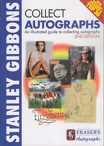 Collect-Autographs-by-Stanley-Gibbons-039-Fraser-039-s-Autographs-2nd-Edition-new