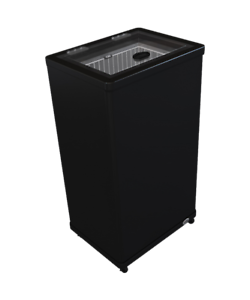 Details about NEW Glass Flip Top Recharge Drink Merchandiser Cooler  Refrigerator IDW RCM2 8676