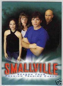 Smallville-Collectible-Cards-Set-Series-1-to-5-Superman-Tom-Welling
