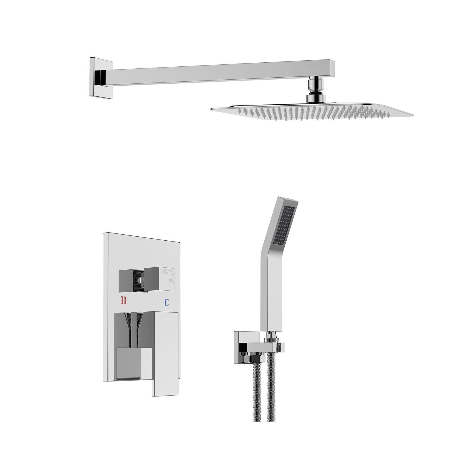 Echter Ersatz SR SUN RISE SRSH F20 Bathroom Luxury Rain Mixer ...