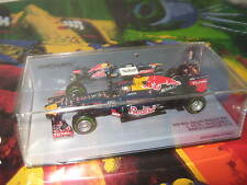 1:43 RED BULL Renault RB8 2012 S. Vettel Brazil GP 410120101 MINICHAMPS OVP NEW