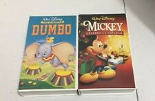 Dumbo (VHS, 2001, Spanish Dubbed 60th Anniversary Edition)