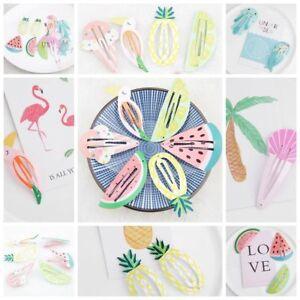 Lovely-Cartoon-Baby-Girls-Kids-Children-Hair-Accessories-Slides-Snap-Hair-Clips