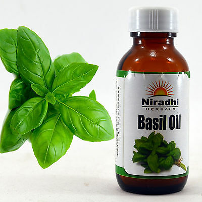 BASIL OIL 100% Natural Pure UnDiluted UnCut ESSENTIAL OIL 5ML TO 1000ML