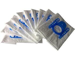 TEN-Microfibre-Vacuum-Dust-bags-For-Bosch-All-Rounder-Hepa-2000w-BSGL4000-Type-G