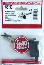 LGB 63193 Kontaktteile für Metall Räder ungeöffnete OVP