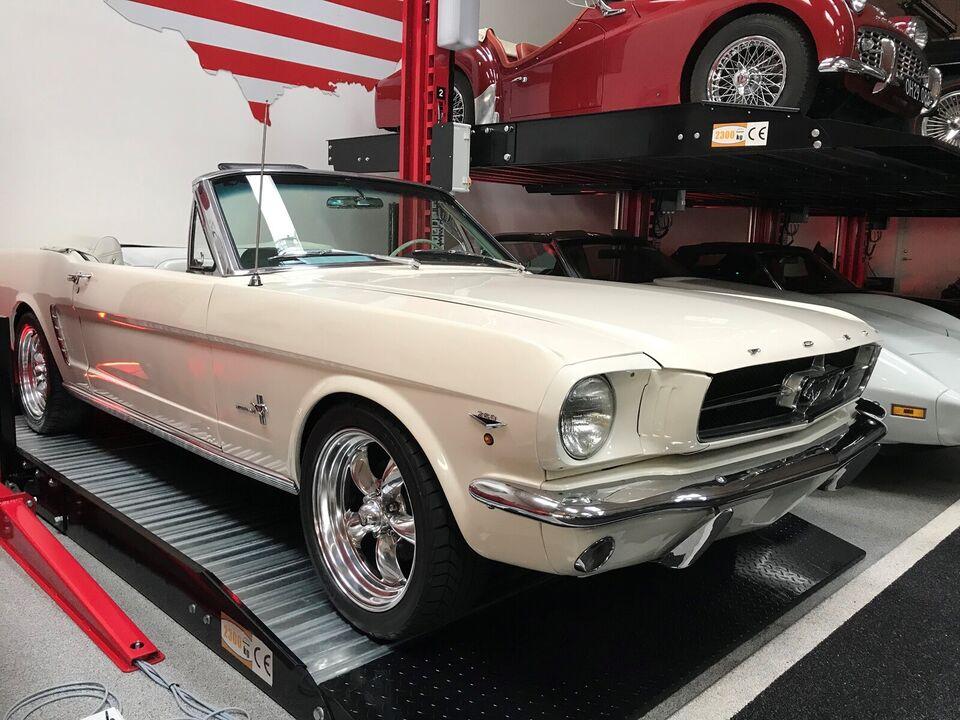 Denne Mustang er blandt de flotteste i DK
