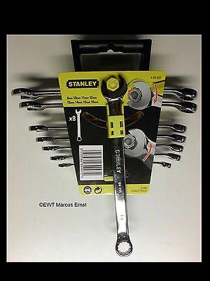 Stanley 4-89-938 Cl/é mixte /à cliquet 13 mm
