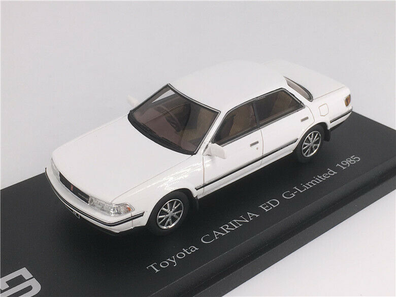 1 43 CAM Toyota Carina ED G-Limited 1985 Die Cast Model