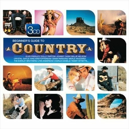 A Beginner's Guide to Country 3 CD set 2008 UK