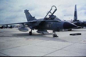 4-372-Panavia-Tornado-German-Air-Force-45-27-Kodachrome-SLIDE