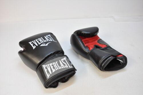 Everlast Erwachsene Boxen Boxhandschuhe Punchinghandschuhe Black M 1803 16-KL5829/027