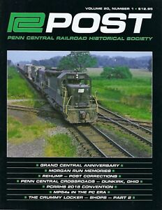PC-Post-1st-Qtr-2019-PENN-CENTRAL-Railroad-Historical-Society-NEW-Issue