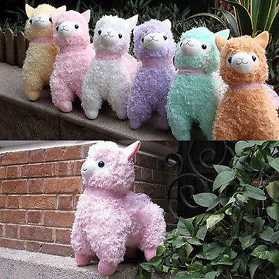 2015 Japan Amuse Arpakasso Alpacasso Alpaca Toy Stuffed Plush Doll New Year Gift