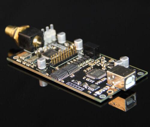 Singxer F-1 XMOS XU208 USB Digital Interface 384K S//PDIF I2S DSD256 with CRYSTEK