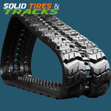 Skid Steer Rubber Tracks2 13 320x86x50 For Case 420ct Jcb New Hollandvolvo