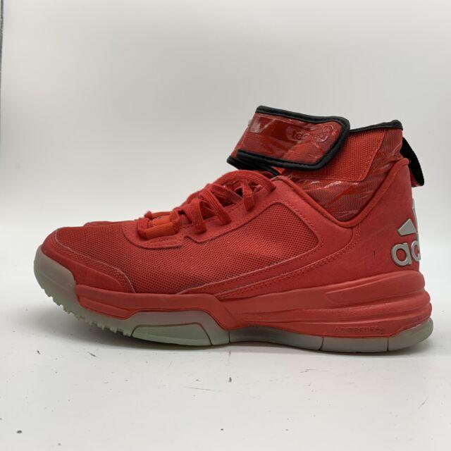 Adidas D69811 Kids Dual Threat BB Basketball Shoe Scarlet/Black ...