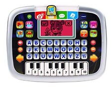 Vtech Tablet Kids Touch Toys Play Toddler Little Apps Activity Boy Girls Black