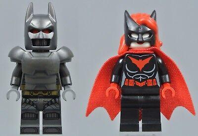 NEW LEGO BATWOMAN MINIFIG figure minifigure batman dc super hero 76111